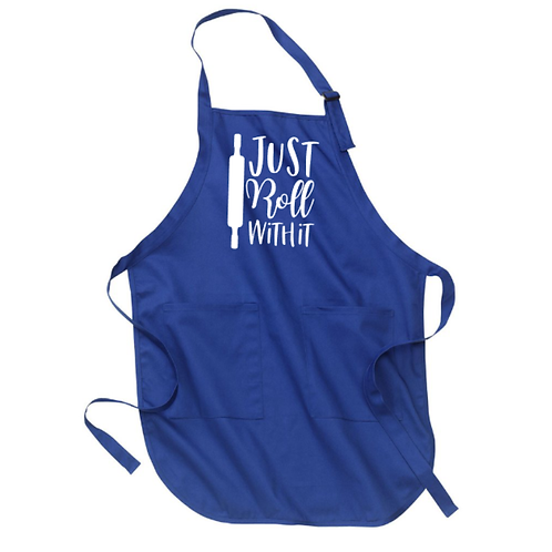Just Roll With It Apron