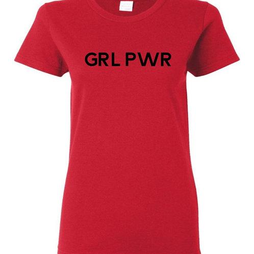Grl Pwr Female Empowerment T-Shirt