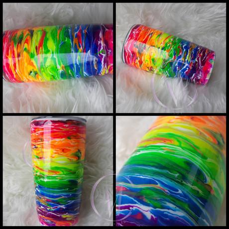 Dye Swirl