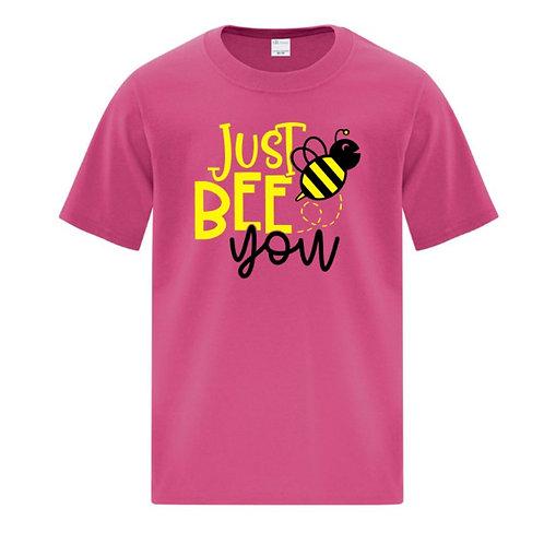 Just Bee You Positivity Kids T-Shirt