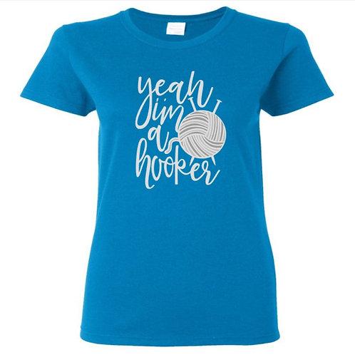 Hooker Crafters T-Shirt