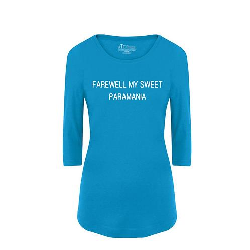 Ladies 3/4 Sleeve Shirt - Custom Design