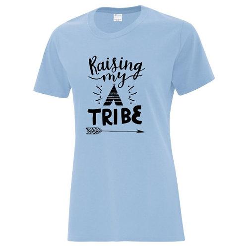 Raising My Tribe Mom T-Shirt
