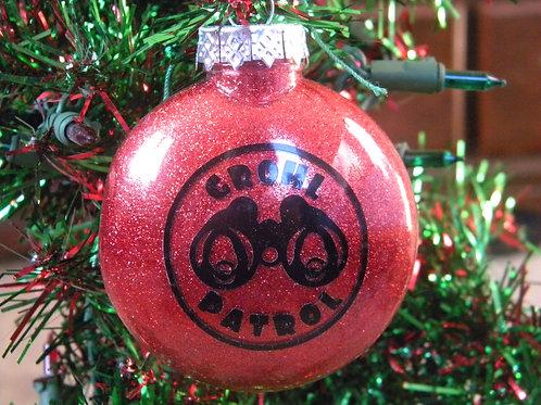 "Personalised 3"" Christmas Tree Ornament"