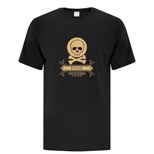 Poison Halloween Unisex T-Shirt