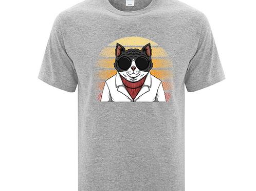 Fashion Cat Unisex T-Shirt