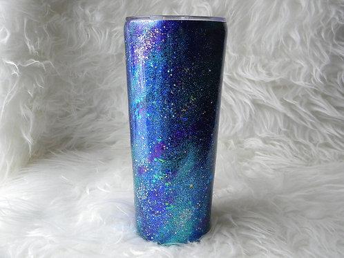 Blue Starry Sky Cup