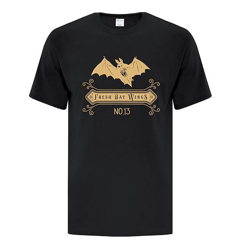 Fresh Bat Wings Halloween Unisex T-Shirt