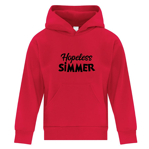 Hopeless Simmer Pullover Hoodie - Custom Design