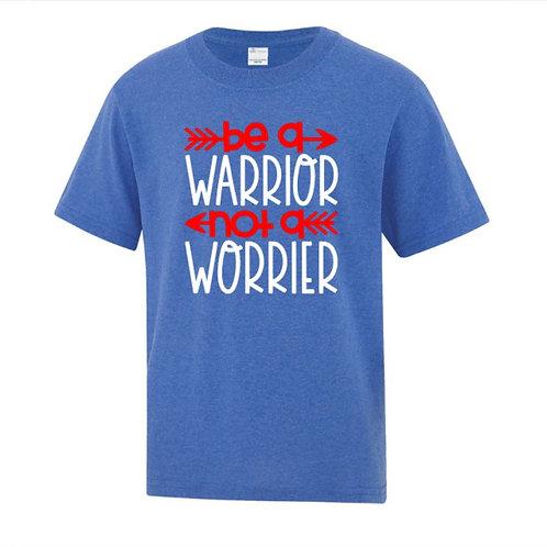 Warrior Positivity Kids T-Shirt