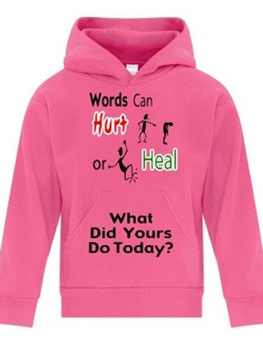 Unisex Hoodie Anti Bullying T-Shirt