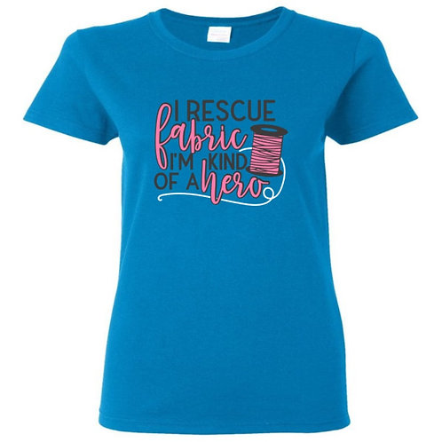 Rescue Fabric Crafters T-Shirt
