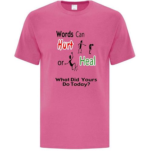 Unisex Anti Bullying T-Shirt