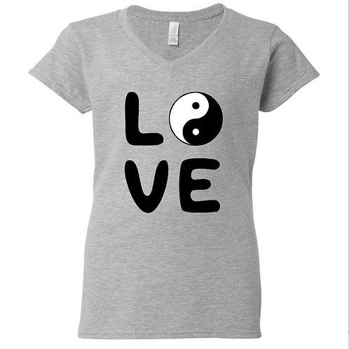 Yin Yang Love T-Shirt