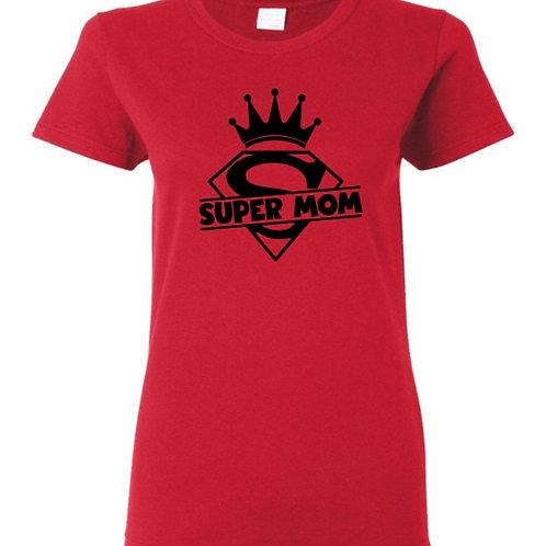 Supermom Mom T-Shirt