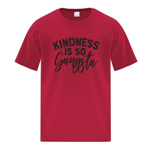 Kindness Gangsta Positivity Kids T-Shirt