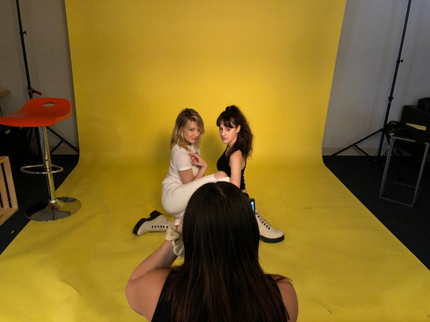 Gianna LePera & Maya Jade