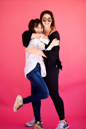 Maya Jade & Allison Weiss