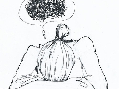 How Anxiety Becomes Sticky