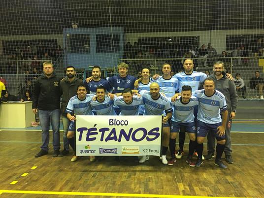 Campeonato Municipal de Futsal de Canguçu 2021 - Chaves definidas e jogos da 1ª rodada