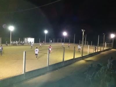 1ª Copa LDU de Futsal - Resultados da abertura do campeonato
