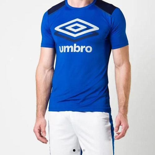 Camiseta Masculina  UMBRO AZUL TAM M