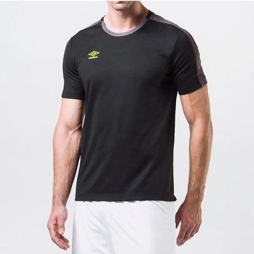 Camiseta Masculina  UMBRO PRETA TAM G