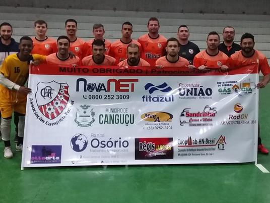 Campeonato Municipal de Futsal de Canguçu - Resultados e jogos da 3ª rodada