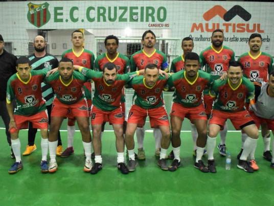 Campeonato Municipal de Futsal de Canguçu - Resultados e confrontos da 2ª rodada