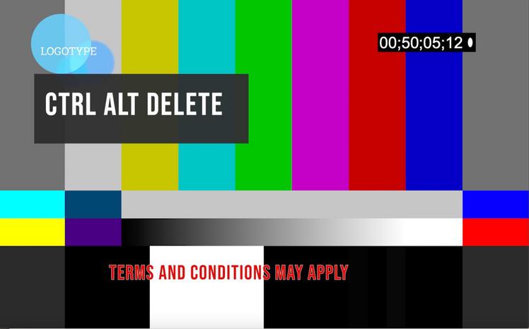"""Ctrl Alt Delete"" - The Theatre School at DePaul University"