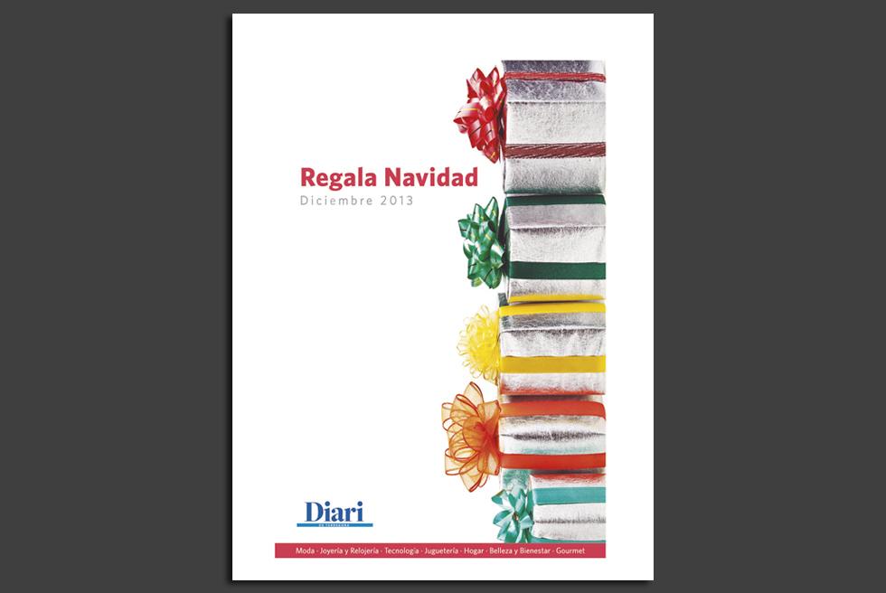 """Encart especial """"Regala Navidad"""""""