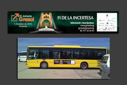 Publicitat de l'autobús