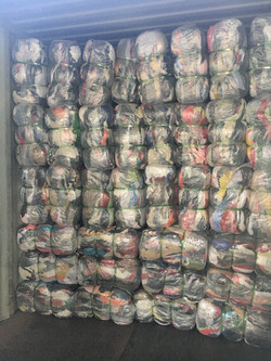 Summer Mixed Used Clothes Bale