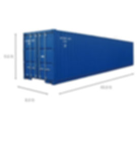 40 ft Container for Used Clothes wholesale
