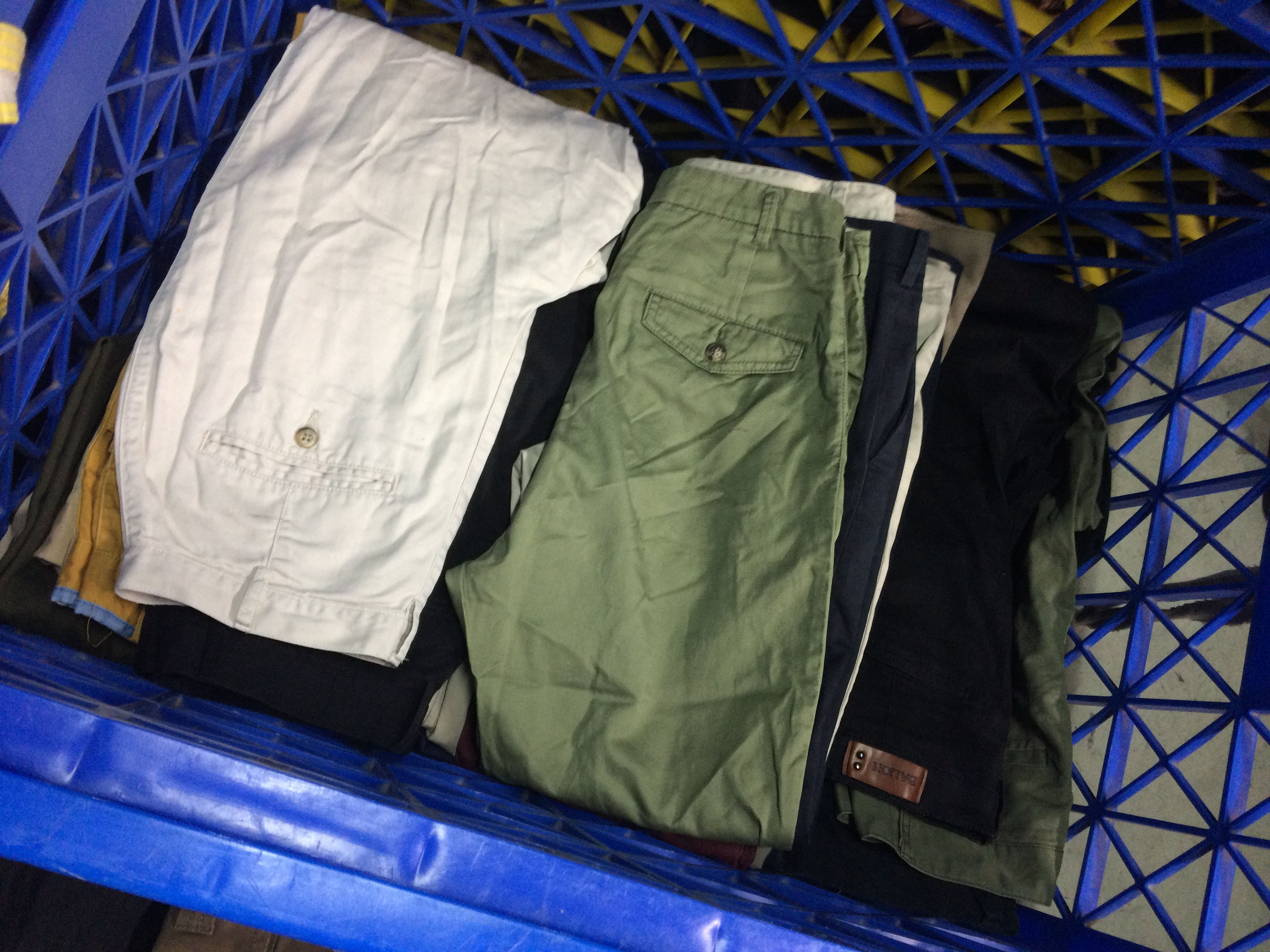 Men's Sorted Used Clothes