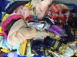 Sorted Used Clothes