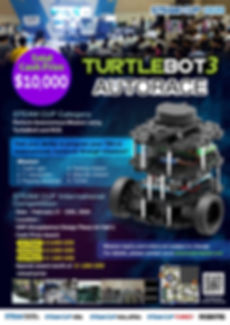 ROBOTIS_TurtleBot3_2019AutoRace_flyer_Ve