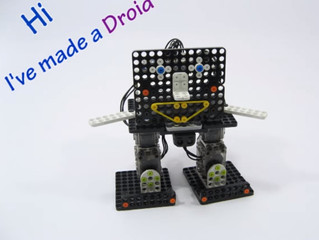 Droid made by students makes it to finals for STEAM Cup competition in Korea
