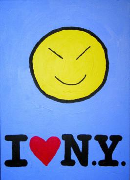 I LOVE N.Y. (YO AMO N.Y.)