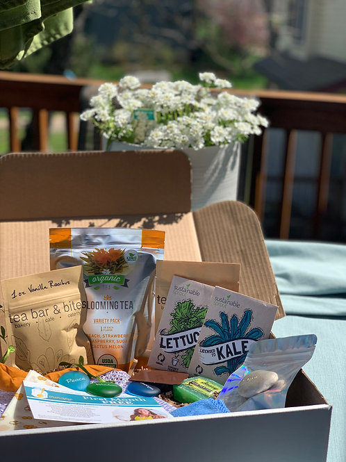 Seasonal Kitchen Inspiration Box