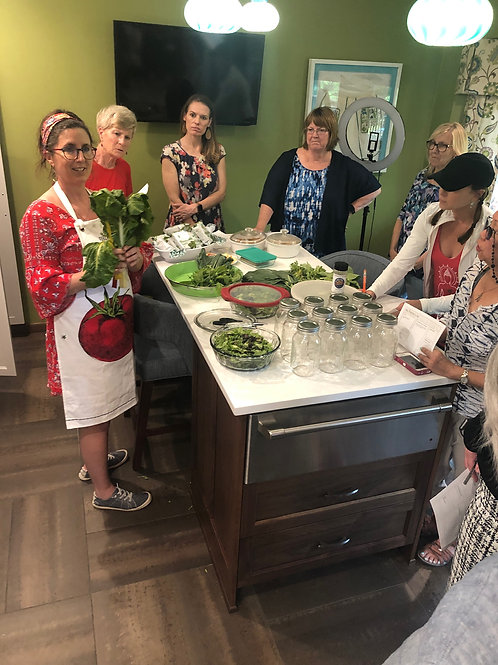 A Taste of Kitchen Therapy Parties