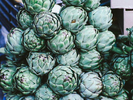 Springing Forward: All About Artichokes
