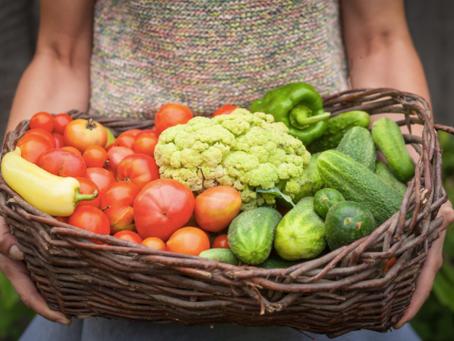 I Love My Local Farmers:  Amazing Food, Good Cause