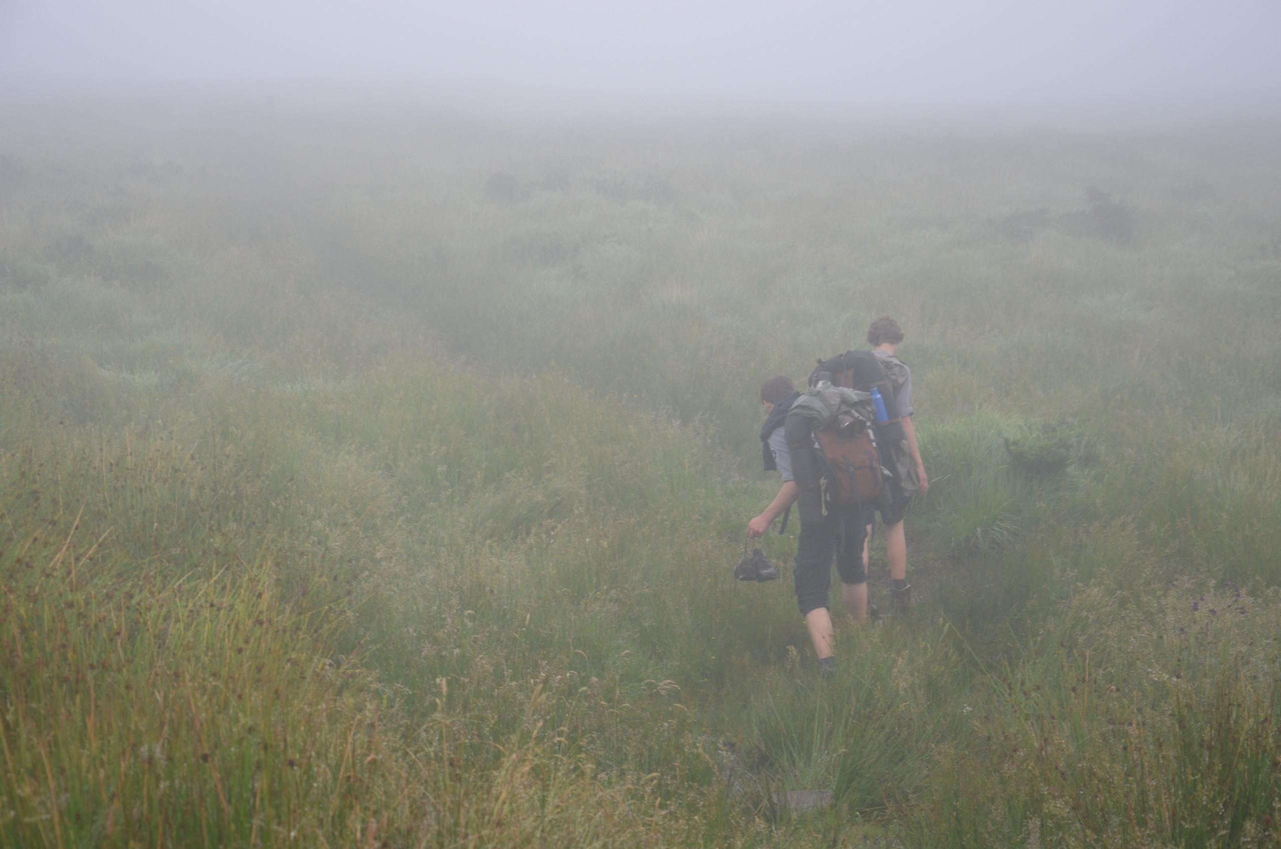 Der Freibund Irland Wandern