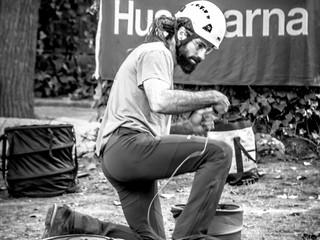 Rencontres d'arboristes grimpeurs