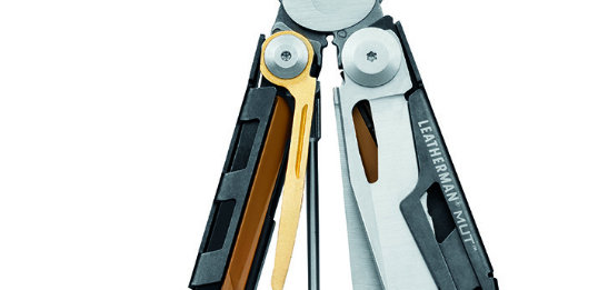 Leatherman MUT Multitool 16 Werkzeuge