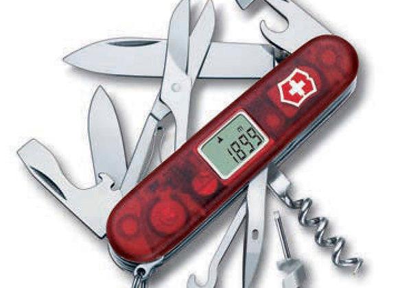 Victorinox Taschenmesser Traveller, 91mm, 28 Funktionen, rot