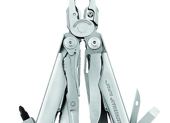 Leatherman Surge silver multitool pliers