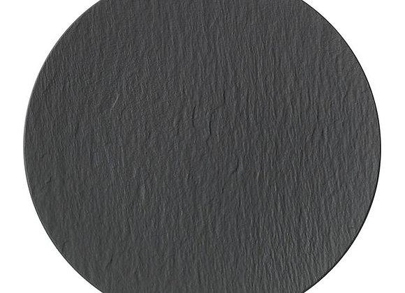 Manufacture Rock Gourmetteller schwarz matt