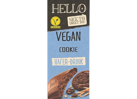 Lindt HELLO Tafelschokolade Milch Vegan Cookie 100g